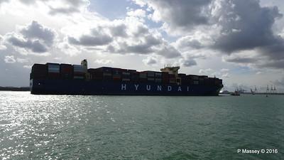 HYUNDAI PRIDE Arriving Southampton PDM 14-04-2016 16-03-15