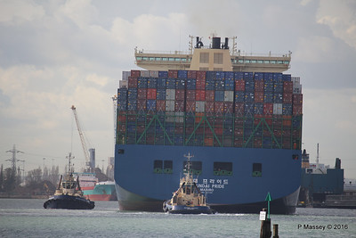 HYUNDAI PRIDE Arriving Southampton PDM 14-04-2016 16-08-32