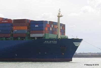 HYUNDAI PRIDE Arriving Southampton PDM 14-04-2016 16-01-20