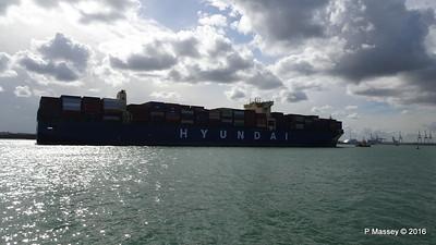 HYUNDAI PRIDE Arriving Southampton PDM 14-04-2016 16-03-12