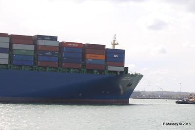 HYUNDAI PRIDE Arriving Southampton PDM 14-04-2016 16-02-40