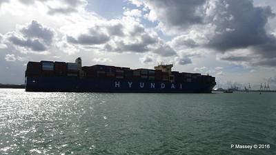 HYUNDAI PRIDE Arriving Southampton PDM 14-04-2016 16-03-14