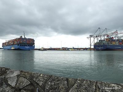 HYUNDAI TOGETHER Departing Southampton PDM 02-06-2014 16-02-46