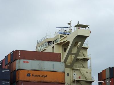 HYUNDAI TOGETHER Departing Southampton PDM 02-06-2014 16-08-52