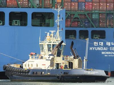 HYUNDAI TOGETHER SVITZER FERRIBY Southampton PDM 02-06-2014 16-00-49