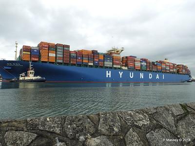 HYUNDAI TOGETHER Departing Southampton PDM 02-06-2014 16-09-53