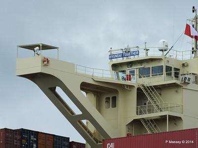 HYUNDAI TOGETHER Departing Southampton PDM 02-06-2014 16-06-37