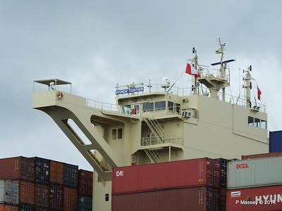 HYUNDAI TOGETHER Departing Southampton PDM 02-06-2014 16-06-41