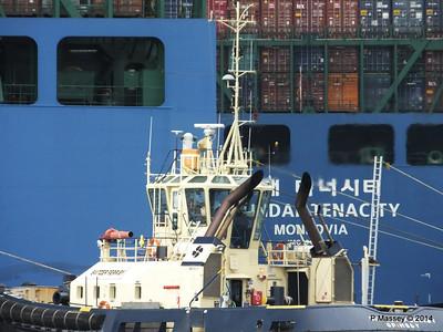 HYUNDAI TOGETHER SVITZER FERRIBY Southampton PDM 02-06-2014 16-01-02