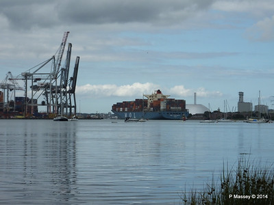 MOL CONTINUITY Departing Southampton PDM 16-07-2014 16-00-54