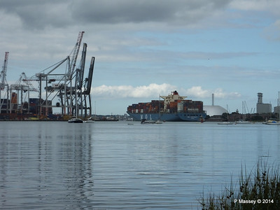 MOL CONTINUITY Departing Southampton PDM 16-07-2014 16-00-56