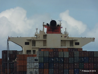 MOL CONTINUITY Departing Southampton PDM 16-07-2014 15-59-29