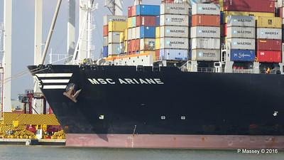 MSC ARIANE Southampton PDM 11-03-2016 12-16-14