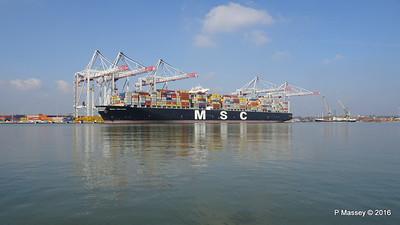 MSC ARIANE ss SHIELDHALL Southampton PDM 11-03-2016 12-21-23