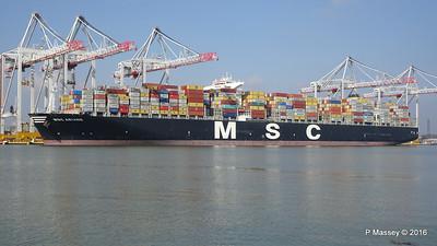 MSC ARIANE Southampton PDM 11-03-2016 12-16-58