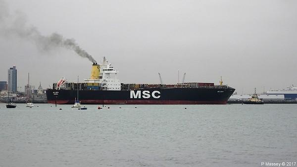 MSC EDITH IMO 9169029