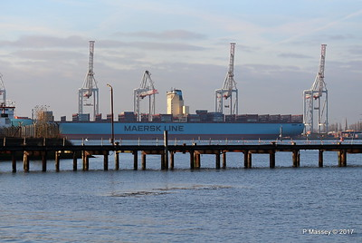 EDITH MAERSK over Husbands Jetty Southampton PDM 17-01-2017 14-55-30