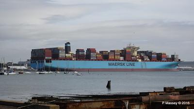 MAERSK EMDEN Departing Southampton PDM 28-09-2016 13-46-45