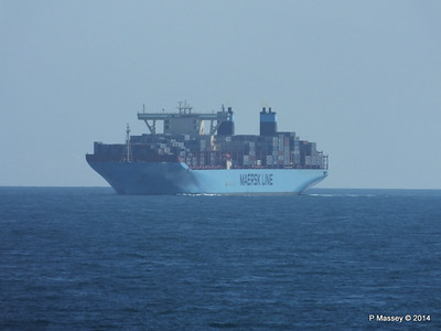 MARY MAERSK - Distant - IMO 9619921