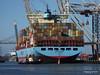 FRANCOP SUSAN MAERSK Outbound Southampton 17 Feb 2015 17-02-2015 12-45-31