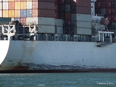OOCL KAOHSIUNG Arriving Southampton PDM 04-11-2013 12-05-56