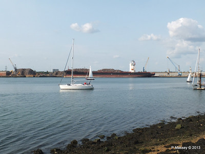 QINGDAO TOWER laid up Southampton PDM 26-06-2013 18-22-36