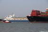 AL JASRAH Arriving Passing BRAEMAR Southampton PDM 06-04-2018 07-19-57