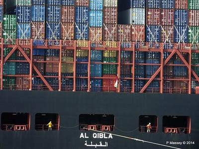 AL QIBLA Departing Southampton PDM 08-03-2014 12-56-53