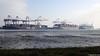 CMA CGM NEW JERSEY MACKINAC BRIDGE THESEUS Southampton PDM 22-02-2018 11-12-22