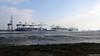 CMA CGM NEW JERSEY MACKINAC BRIDGE THESEUS Southampton PDM 22-02-2018 11-11-55