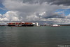 YM WIDTH Departing RED OSPREY Southampton PDM 31-08-2017 13-19-45