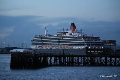 QUEEN VICTORIA over Royal Pier Southampton PDM 10-01-2016 16-30-37