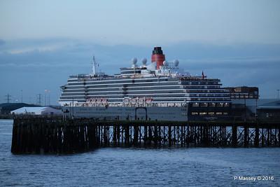 QUEEN VICTORIA over Royal Pier Southampton PDM 10-01-2016 16-25-01
