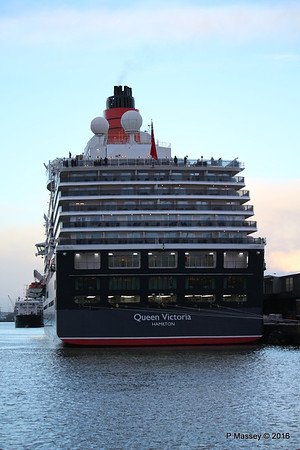 QUEEN VICTORIA Southampton PDM 10-01-2016 08-54-34