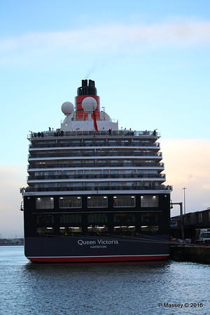 QUEEN VICTORIA Southampton PDM 10-01-2016 08-55-02