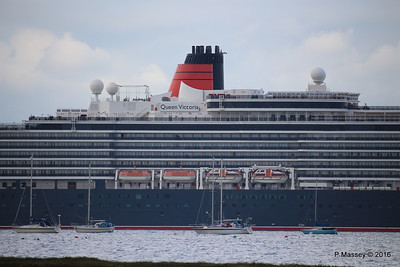 QUEEN VICTORIA Departing Southampton PDM 10-05-2016 17-43-36