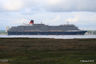 QUEEN VICTORIA Departing Southampton PDM 10-05-2016 17-43-33