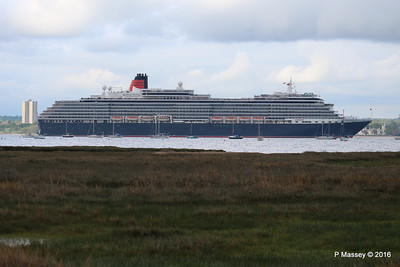 QUEEN VICTORIA Departing Southampton PDM 10-05-2016 17-43-34