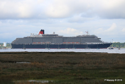 QUEEN VICTORIA Departing Southampton PDM 10-05-2016 17-43-14