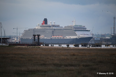 QUEEN VICTORIA Departing Southampton PDM 10-05-2016 17-37-51