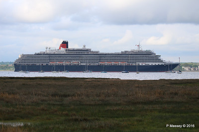 QUEEN VICTORIA Departing Southampton PDM 10-05-2016 17-43-30