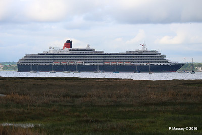 QUEEN VICTORIA Departing Southampton PDM 10-05-2016 17-43-28