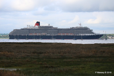 QUEEN VICTORIA Departing Southampton PDM 10-05-2016 17-43-29