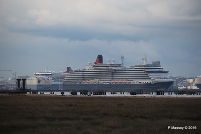 QUEEN VICTORIA Departing Southampton PDM 10-05-2016 17-38-37