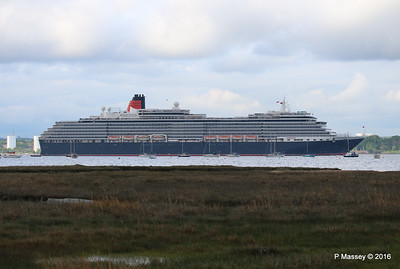 QUEEN VICTORIA Departing Southampton PDM 10-05-2016 17-43-15