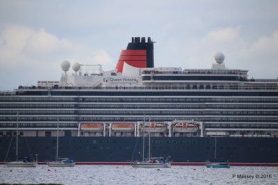 QUEEN VICTORIA Departing Southampton PDM 10-05-2016 17-43-037