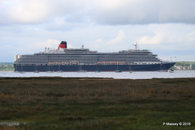QUEEN VICTORIA Departing Southampton PDM 10-05-2016 17-43-31