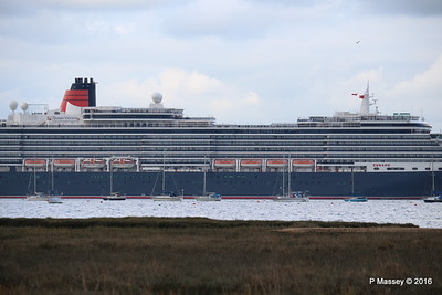 QUEEN VICTORIA Departing Southampton PDM 10-05-2016 17-43-20