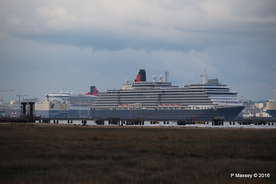 QUEEN VICTORIA Departing Southampton PDM 10-05-2016 17-38-39