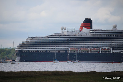 QUEEN VICTORIA Departing Southampton PDM 10-05-2016 17-44-20